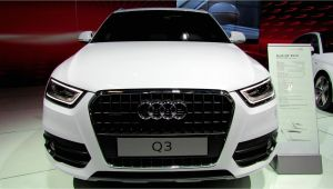 Audi Q3 Colors 2016 2015 Audi Q3 Tfsi Quattro Exterior and Interior Walkaround 2014