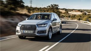 Audi Q3 Hybrid Audi Q7 E Tron 2016 Plug In Hybrid Review Car Magazine