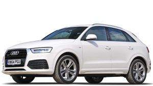 Audi Q3 Quattro Gas Mileage Audi Q3 Suv Review Carbuyer