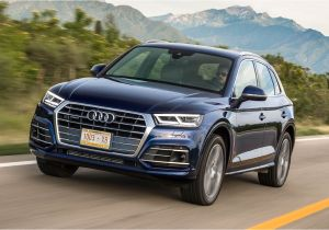 Audi Q5 Mpg 2017 2018 Audi Sq5 First Drive Review Car and Driver