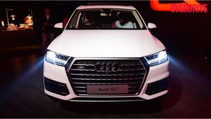 Audi Q7 2015 Msrp Od News 2016 Audi Q7 Launched In India Youtube