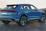Audi Q8 2016 Cena 2017 Audi Q8 Concept Perfect Coupe Youtube