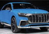 Audi Q8 2016 Cena Audi Sq8 Will Feature Hybrid Tech 470 Hp Report Says the Drive