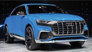 Audi Q8 2016 Cena Audi Sq8 Will Feature Hybrid Tech 470 Hp Report Says the Drive