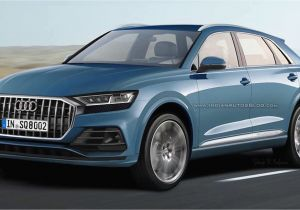 Audi Q8 2016 Model 2019 Audi Q8 Render Looks Promising