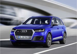 Audi Q8 2016 Model Audi Sq7 Tdi Audi Mediacenter