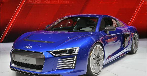 Audi R8 E Tron 2018 Audi R8 2018 Interior Exterior Pictures Pakwheels
