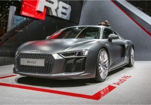 Audi R8 E Tron Special Edition 2016 Audi R8 V10 Plus Euro Spec Test Review Car and Driver
