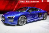 Audi R8 Etron 2017 Audi R8 First Drive Review Car and Driver