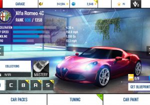 Audi R8 Etron Se asphalt 8 Alfa Romeo 4c asphalt Wiki Fandom Powered by Wikia