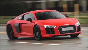 Audi R8 Quarter Mile 2016 Audi R8 V10 Plus Euro Spec Test Review Car and Driver
