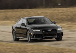 Audi Rs7 0-60 New 2017 Audi Rs7 0 60 Martocciautomotive Com