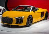 Audi Rx8 Spyder 2017 Audi R8 Spyder Instrumented Test Review Car and Driver