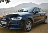 Audi Sedan Models In India Audi A3 2017 Price Mileage Reviews Specification Gallery