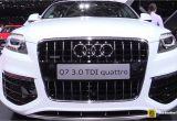 Audi Suv Models 2015 2015 Audi Q7 3 0 Tdi Quattro Exterior and Interior Walkaround