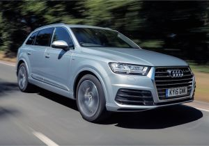 Audi Suv Models 2018 Audi Q7 Review 2018 Autocar
