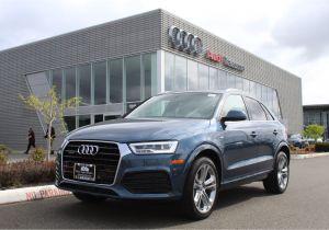 Audi Suv Models 2019 Audi Q3 In Fife Wa Audi Tacoma