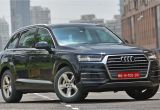 Audi Suv Models In India Audi Q7 2017 Price Mileage Reviews Specification Gallery