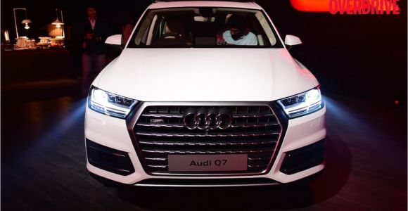 Audi Suv Models List Od News 2016 Audi Q7 Launched In India Youtube