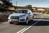 Audi Suv Models Uk Audi Q7 E Tron 2016 Plug In Hybrid Review Car Magazine