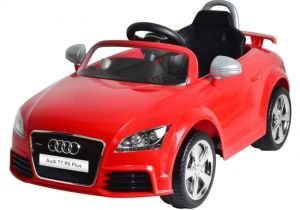 Audi toddler Push Car Getbest 12v Battery Operated Ttrs Plus Ride On Car for Kids with