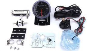 Auto Gauge Boost Gauge Wiring Diagram Cnspeed 60mm Car Turbo Boost Gauge 2bar Adjustable Turbo Boost