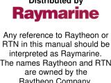 Autohelm 4000 Wiring Diagram Raymarine Autopilot St4000 Handbook