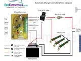 Automatic Charging Relay Wiring Diagram Charge Controller Wire Diagram Wiring Diagram Show