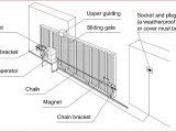 Automatic Sliding Gate Wiring Diagram Gate Opener Wiring Diagram Wiring Diagrams