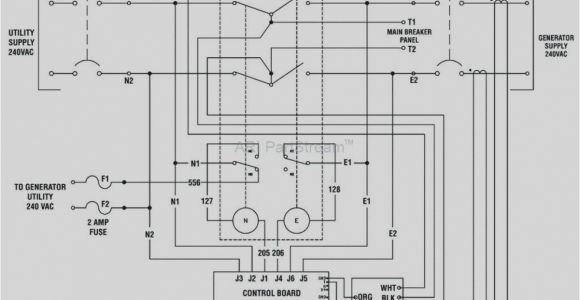 Automatic Standby Generator Wiring Diagram Automatic Standby Generator Wiring Diagram Free Wiring