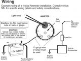 Autometer Amp Gauge Wiring Diagram Autometer Tach Wiring Wiring Diagram Technic