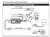 Autometer Sport Comp Tachometer Wiring Diagram Auto Meter Tach to Msd 6al Box Wiring Wiring Diagrams Structure