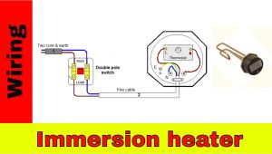 Backer Immersion Heater Wiring Diagram Immersion Switch Wiring Diagram Taragak Coo