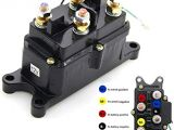 Badland 5000 Winch Wiring Diagram 12v 250a Winch solenoid Relay Contactor Thumb Truck for atv Utv 4×4 Vehicles