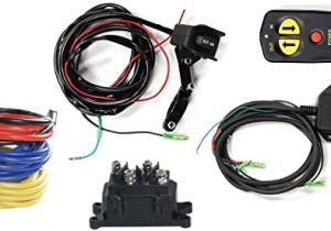 Badland Winches 5000 Lb Wiring Diagram Champion Wireless Winch Remote Control Kit for 5000 Lb or Less atv Utv Winches