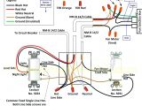 Bathroom Extractor Fan Wiring Diagram How to Wire A Bath Fan with Light and Nightlight Wiring Diagram Blog