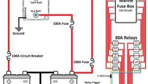 Battery isolator Wiring Diagram 12v Battery Wiring Diagram Wiring Diagram Sch