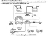 Battery Switch Boat Wiring Diagram Boat Dual Battery isolator Wiring Diagram Boat Battery