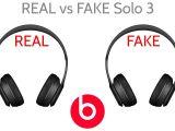 Beats solo 3 Wiring Diagram Fake Vs Real Beat by Dre solo 3 Wireless Headphones Joesge