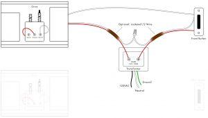 Bell Transformer Wiring Diagram Wiring Up A Doorbell Transformer Wiring Diagram Database Blog