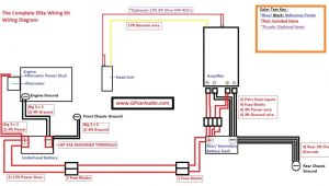 Big 3 Upgrade Wiring Diagram Big 3 Upgrade Wiring Diagram Lovely Big Car Audio Wiring Diagram 8