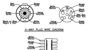Big Tex Trailer Wire Diagram Plug Wiring Diagram Load Trail Llc