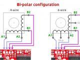 Bipolar Stepper Motor Wiring Diagram 4 Wire Motor Diagram Wiring Diagram