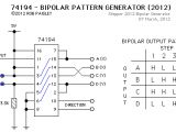 Bipolar Stepper Motor Wiring Diagram Bipolar Stepper Motor Driver 74194