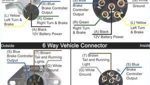 Blue Ox 7 Pin to 6 Pin Wiring Diagram 7 Pin to 6 Wiring Diagram Wiring Diagram Name