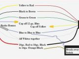 Blue Ox 7 Pin to 6 Pin Wiring Diagram 7 Pin to 6 Wiring Diagram Wiring Diagrams Value