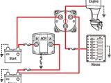 Blue Sea Add A Battery Wiring Diagram 4 Battery Wiring Diagram Wiring Diagram Blog