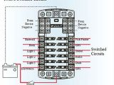 Blue Sea Systems Fuse Block Wiring Diagram Blue Sea Systems St Blade ato atc Fuse Blocks Import It All