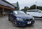 Bmw 228i Price Pre Owned 2016 Bmw 2 Series 228i Convertible In San Antonio 224a8