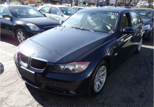 Bmw 328i Spare Tire 2007 Used Bmw 3 Series 328i at Woodbridge Public Auto Auction Va